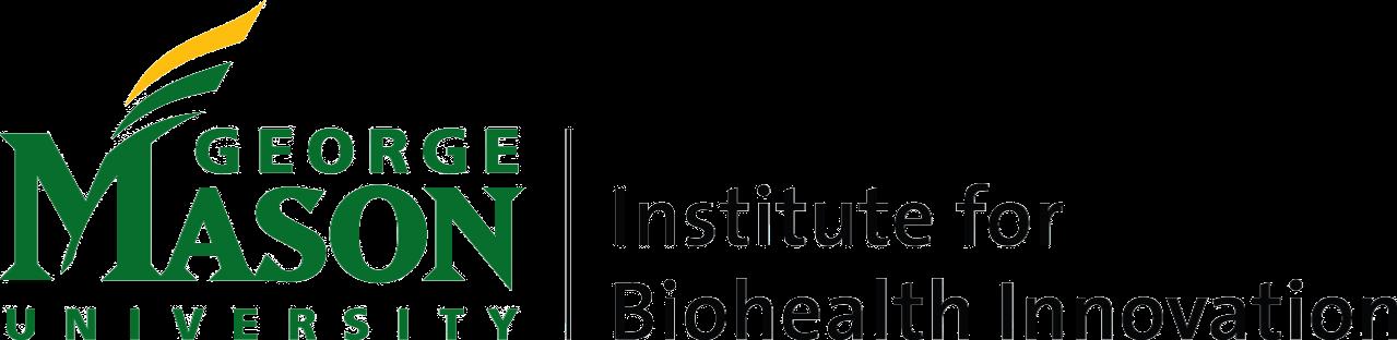 George Mason University Institute for Biohealth Innovation - Logo